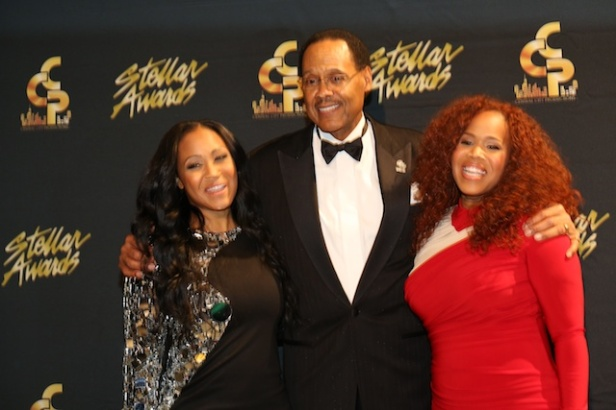 Mary Mary and Don Jackson