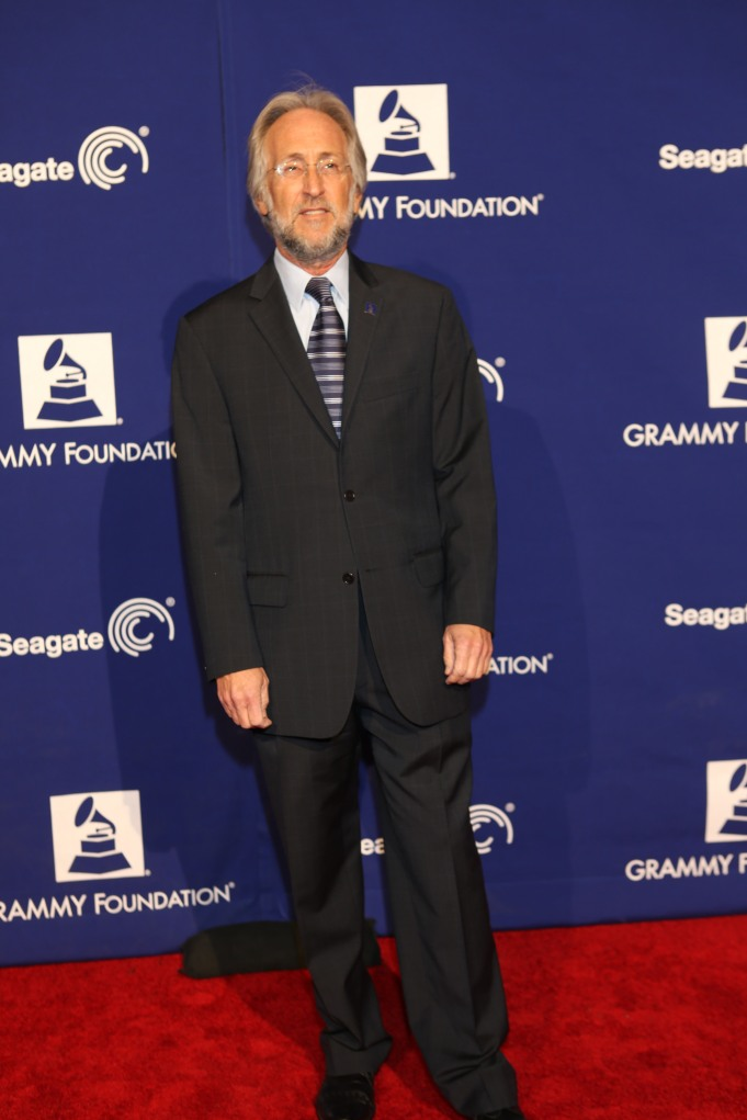 Neil Portnow, President/CEO of The Recording Academy and the Grammy Foundation