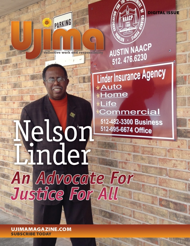 Nelson Linder, President of the NAACP