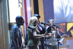 Original James Cleveland Singers/ Photo Courtesy of Naomi Logan Richard