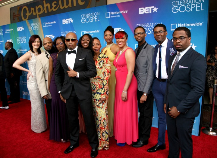 Anthony Brown and Grouptherapy/ Photo Credit: BET Network