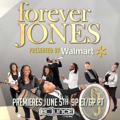 Forever Jones