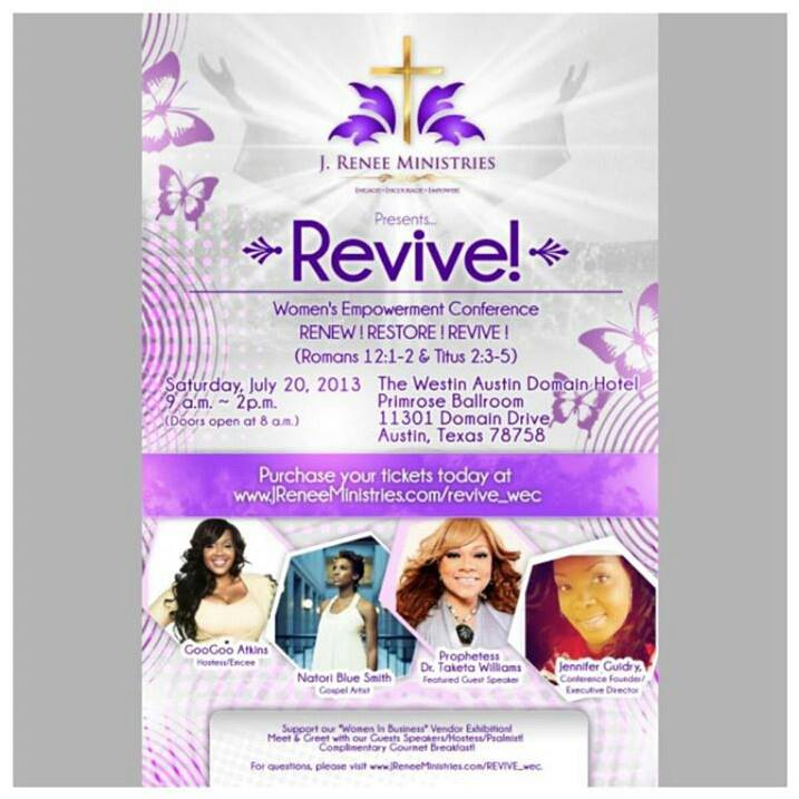 Revive Conference
