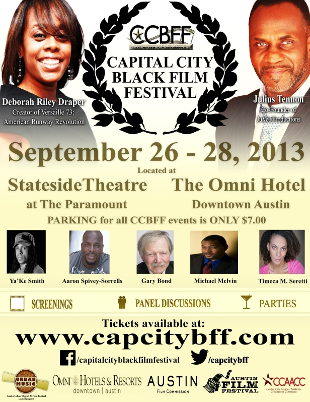 Capital City Black Film Festival in Austin Texas