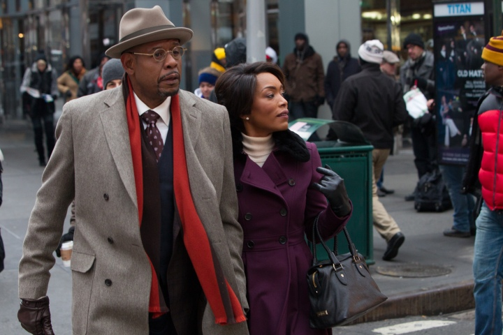 Forest Whitaker and Angela Bassett