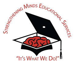 Strengthening Minds Logo index