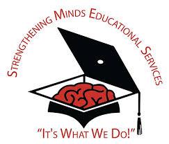 Strengthening Minds Logo index