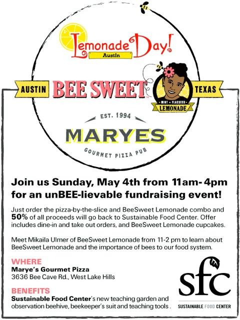 BeeSweet fundraiser_facebook