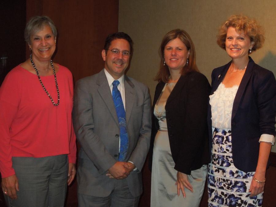 Susan Sheppard;  Jeff Barnett, Barnett & Associates; Patricia Cummings, Criminal Defense Attorney; Jacqueline Rixen, RixenLaw.