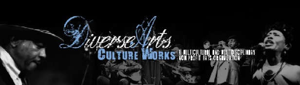 Diverse Arts Logo