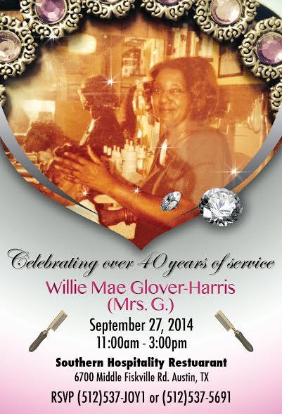 Aunt Willie final flyer