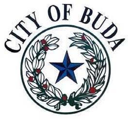 City of Buda Logo ac1f6af230707c44741aa36a53914c6c