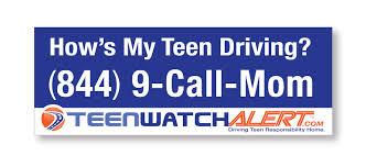 teen watch decal