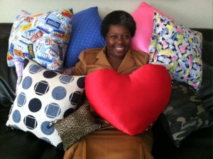 Mom & Pillows