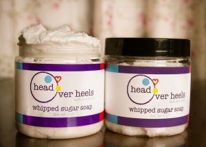 Whipped Sugar Soap