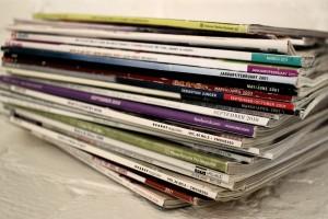 Stack of Magazines IMG_3519-600x400