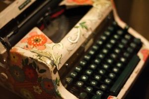 Typewriter 4483111496_c5fb7542bb