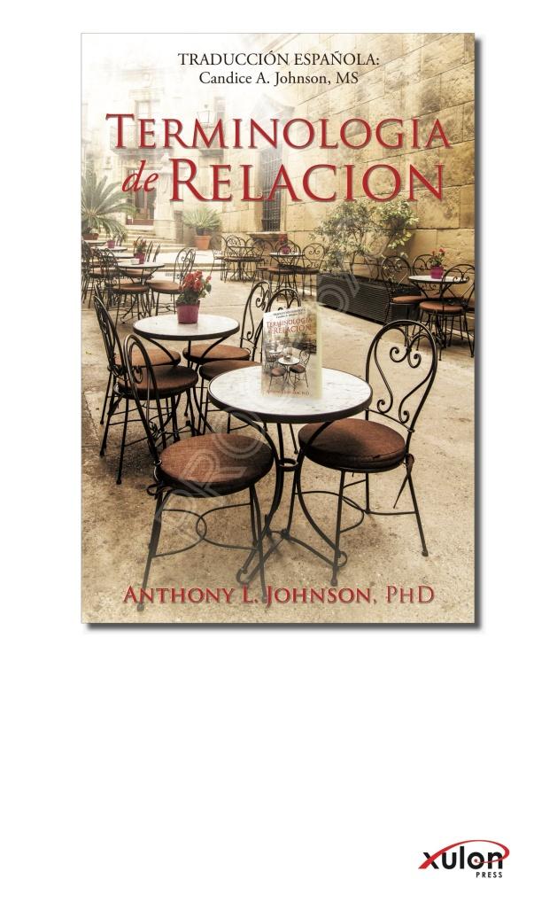 Book Cover Dr AJohnson Terminologia de Relacion Photo