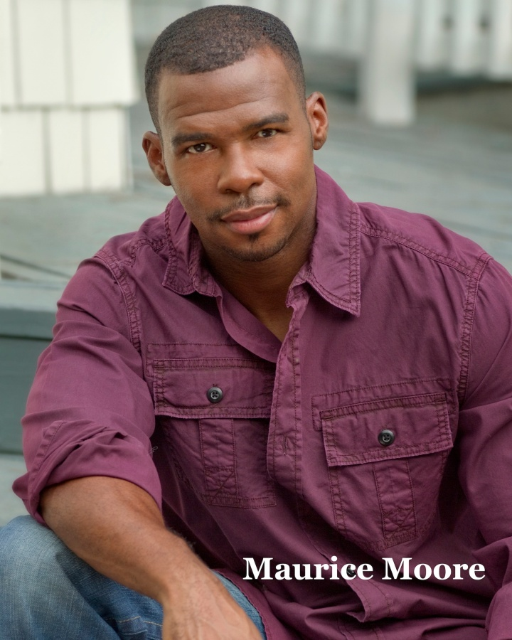 Maurice Purple shirt 1