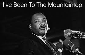 MLK mountaintop index