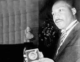 MLK Nobel Peace index