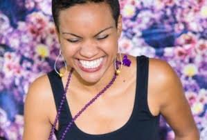 Naya Smiling