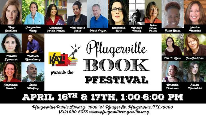 2016-04-16 Pf Book Pfestival Authors PfTV