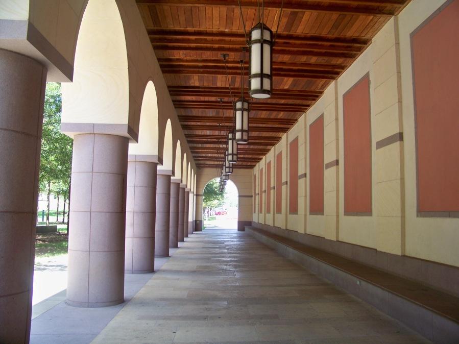 Blanton Museum Hallway 100_2805