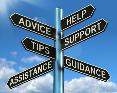 business-coaching-advice-support-signpost