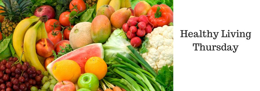 Healthy Living Thursday-1