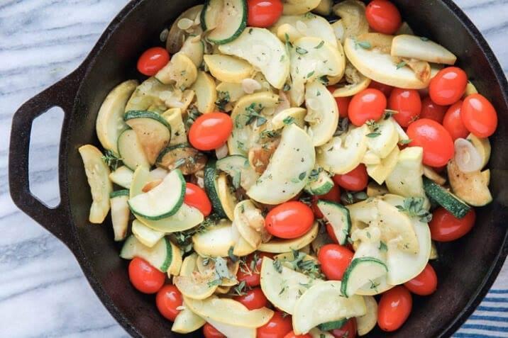 Vegetabale Dish