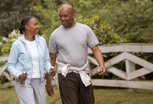 couple-exercing